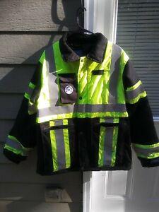 Hi Viz Thermal Jacket