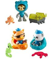 Octonauts Explore and Rescue Figurine Pack et accessoires