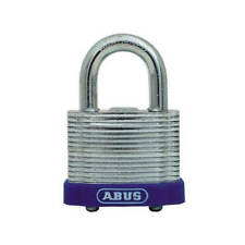 ABUS 41/45-KA-2401 1-3/4 in. Body x 7/8 in. Shackle Eterna Laminated KA Padlock