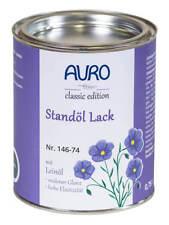 Standöl-Lack Nr. 146 von Auro Grau 0,75 l