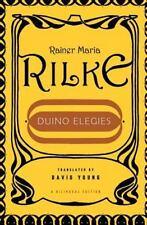 Duino Elegies: By Rainer Maria Rilke