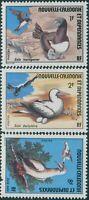 New Caledonia 1976 SG561-563 Ocean Birds set MNH