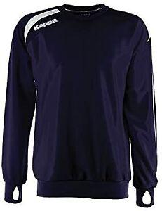 Kappa Mare Kinder Sweatshirt Pullover Langarmshirt, Marineblau, 6 Jahre