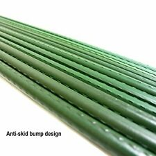 20Pack Ecostake 4-Ft Plastic Garden Stakes for Ucumber, Pole Bean Plants Support