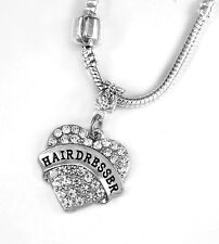 Hairdresser Necklace Hairdresser Gift Hairdresser chain Hair Styist lPresent
