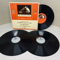 3x Vaughan Williams LPs Symphony No. 6 (33rpm) & Serenade to Music (78rpm) ML10