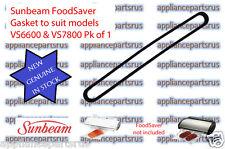 Sunbeam FoodSaver Gasket Part VS78002 - for models VS6600 & VS7800 - IN STOCK