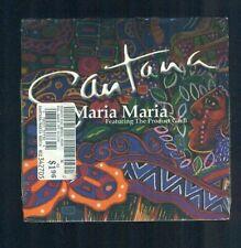 2000 ARISTA Santana Maria Maria Featuring The Product G&B Digipak CD SEALED look