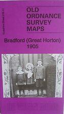 OLD Ordnance  Survey Map  Bradford (Great Horton)  Yorkshire 1905 S216.11 New