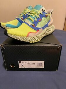 adidas ZX 4000 4D EF9623 Size 9 StockX Authentic