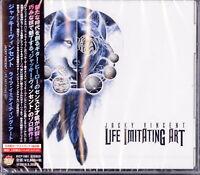 JACKY VINCENT-LIFE IMITATING ART-JAPAN CD BONUS TRACK F83