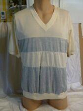 Vintage Designer Sergio Valente Shirt Size 1X Nos