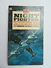 Night Fighter by C. F. Rawnsley & Robert Wright 1967 FIRST EDITION PB book GOOD!