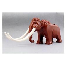 Woolly Mammoth (Arctic) Animal Figure For Custom Lego Minifigures