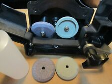 BIZERBA SLICER SHARPENER ASSY WITH REPLACMENT STONES AND OIL 60370800100