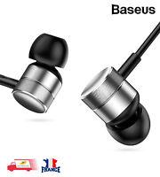 Universel Écouteur Casque Stéréo Intra-auriculaire Micro Pour Samsung iPhone H04
