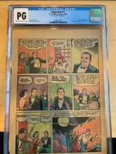 1939 DC SUPERMAN #1 CGC PG 21 (Features Clark Kent and mentions Superman) Page