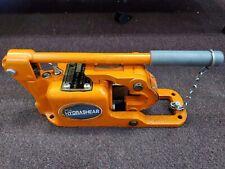Pell Hydrashear P 1125 Manual Hydraulic Wire Rope Cutter Free Shipping
