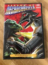 Dvd Godzilla: Terror of Mechagodzilla Science Fiction Dvd-Rom Bonus Features