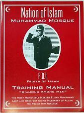 The Nation of Islam F.O.I Training Manual