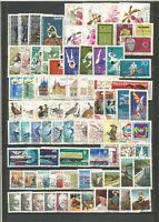 DDR  Postfrisch   1968 komplett