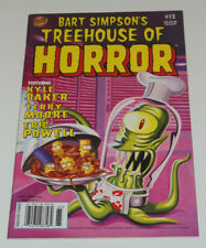 Bart Simpson's Treehouse of Horror #12 Bongo Comics NM 9.4 2006 Halloween Issue