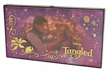 Disney Tangled Rapunzel Eyeshadow Palette 10 Colors Pink Purple Collection