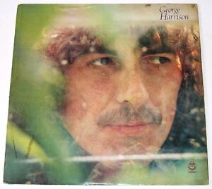Philippines GEORGE HARRISON Self Titled LP Record
