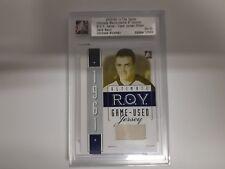 2005-06 ITG ULTIMATE MEMORABILIA DAVE KEON R.O.Y GAME USED JERSEY CARD  24/25