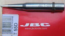 PUNTA 0650507 JBC modelo T55D Soldador Estañador JBC 65S / 65ST Soldadura Estaño