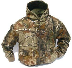 Cabela's Men's Scent-Lok MOSSY OAK BREAK-UP INFINITY HD Hooded Insulated Jacket