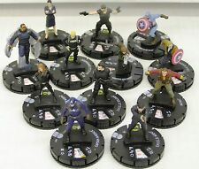 Heroclix Capitan America The Winter Soldier-set completo #001 - #012