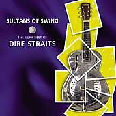 Dire Straits - Sultans of Swing: The Very Best of Dire Straits CD 1998 Warner VG