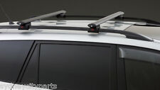 TOYOTA RAV4 ROOF RACKS AERO RAIL TYPE 2005-2012  NEW GENUINE ACCESSORY