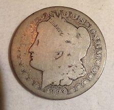 1893-CC MORGAN SILVER DOLLAR...KEY YEAR
