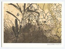 MARTIN PHILIPPE ALUGRAPHIE 2001 SIGNÉ AU CRAYON HANDSIGNED LITHOGRAPH (ALUGRAPH)