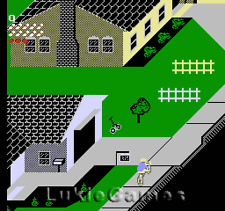 Paperboy - Paper Boy - Fun Classic NES Nintendo Game