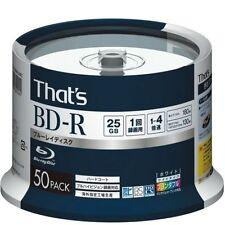 50 Quantity Disks 25GB Storage Capacity Discs