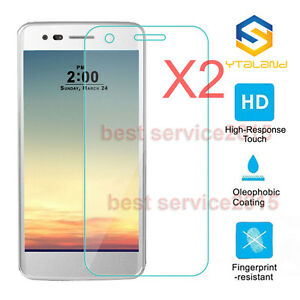 2Pcs Full Cover Explosion-proof Soft Film Screen Protector For LG Aristo/Fortune
