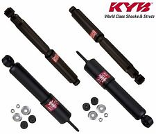 Front and Rear Shock Absorbers Fits Nissan Frontier RWD V6 00-04