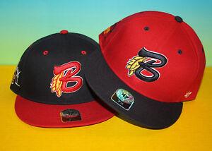 Deadstock 47 Brand Cape Cod Baseball League 100th Anniv Bourne Braves Fitted Hat
