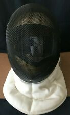 Af Absolute Fencing Gear Adult Hhelmet Ce 350 N Black Face Mask Size M Medium