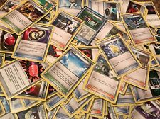 Pokemon card lot 100 Common Uncommon Trainer Cards EXCELLENT Black White XY MORE