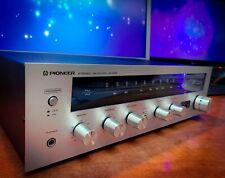 PIONEER SX-408 (1980) Quality Vintage Stereo Receiver **MINT**