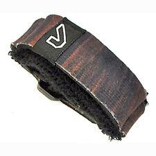Gruv Gear FretWraps String Muters Dampener Single Pack Wrap Wood Walnut Large