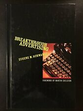 Breakthrough Advertising By Eugene M. Schwartz   E-Edition (P.D.F)