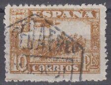 ESPAÑA (1936/37) USADO SPAIN - EDIFIL 813