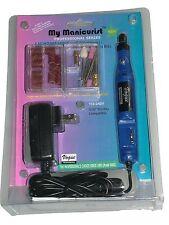 VOGUE PRO ® Nail Drill Powerful Electric Pen FILE Acrylics Gels Natural Nail