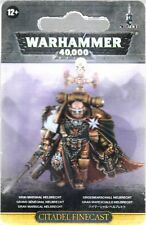 WARHAMMER 40000 - High Marshal Helbrecht 55-60 BLISTER GAMES WORKSHOP
