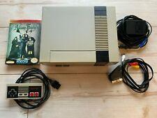 Nintendo Entertainment System Konsole - NES + Controller + Spiel +Anschlusskabel